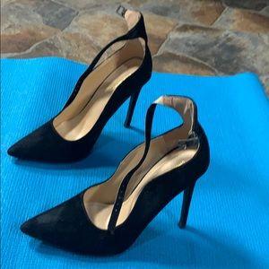 Beautiful black high heels